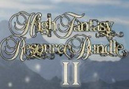 RPG Maker: High Fantasy 2 Resource Pack Steam Key | Kinguin
