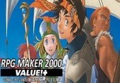RPG Maker 2000 Steam CD Key | Kinguin - FREE Steam Keys
