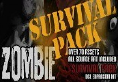 Axis Game Factory's AGFPRO - Zombie Survival Pack DLC Steam CD Key |  Kinguin - FREE Steam Keys Every Weekend!