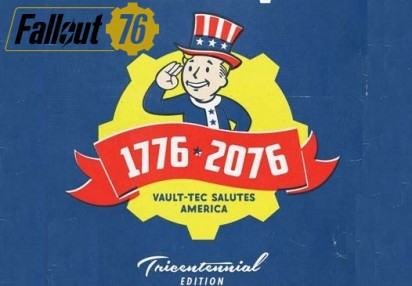 Fallout 76 Tricentennial Edition EU PS4 CD Key | Kinguin