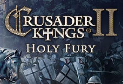 Crusader Kings II - Holy Fury DLC RU VPN Activated Steam CD Key