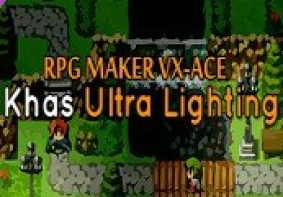 RPG Maker VX Ace - KHAS Ultra Lighting Script Steam CD Key