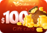 DRAKEMALL.COM $100 Gift Card | Kinguin