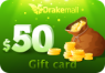 DRAKEMALL.COM $50 Gift Card | Kinguin