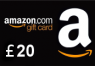 Amazon £20 Gift Card UK | Kinguin
