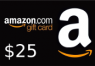 Amazon $25 Gift Card US  | Kinguin