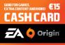 EA Origin €15 Cash Card DE | Kinguin