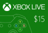 XBOX Live $15 Prepaid Card US | Kinguin