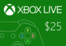XBOX Live $25 Prepaid Card US | Kinguin