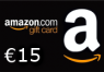 Amazon €15 Gift Card DE | Kinguin