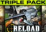 Heavy Fire + Reload Triple Pack Steam CD Key | Kinguin