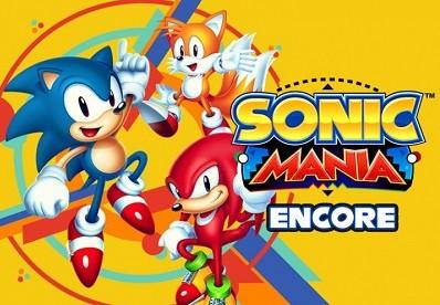 Sonic Mania - Encore DLC EU Steam CD Key