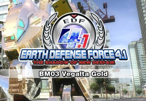 EARTH DEFENSE FORCE 4.1 BM03 Vegalta Gold DLC Steam CD Key