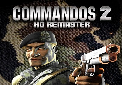 Commandos 2 HD Remaster PS4