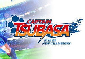 Captain Tsubasa Rise of New Champions V Jump Collaboration Uniform Set PS4