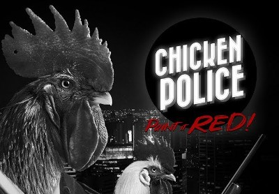 Chicken Police PS4