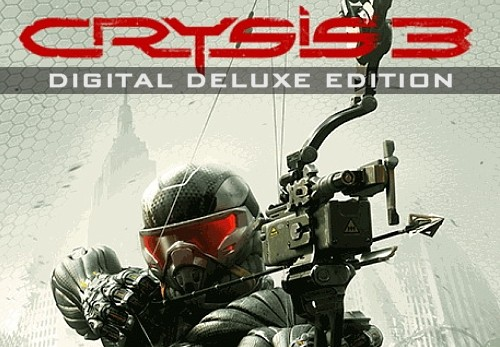 Crysis 3 Digital Deluxe Edition Steam Altergift