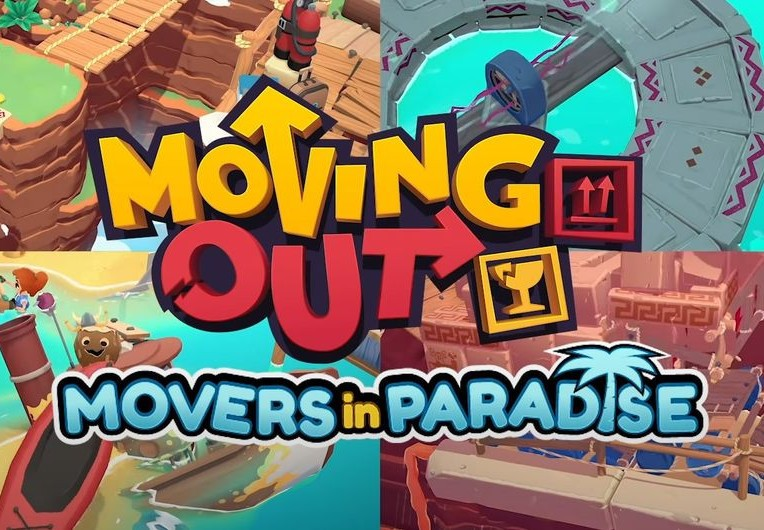 Moving Out - Movers in Paradise DLC Steam CD Key