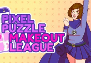 Pixel Puzzle Makeout League Nintendo Switch