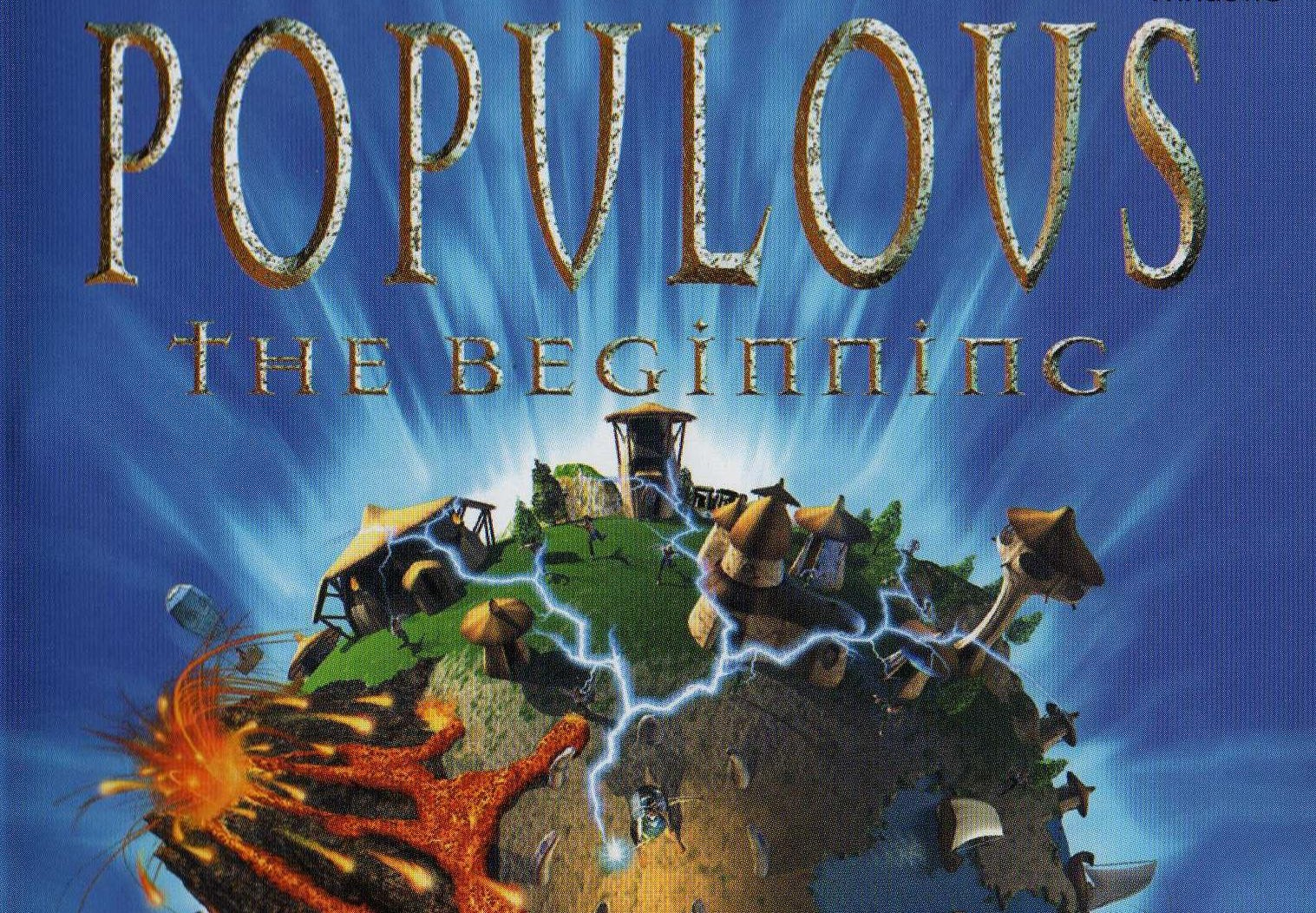 Populous: The Beginning GOG CD Key
