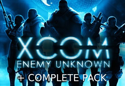 X-COM Complete Pack + XCOM: Enemy Unknown with 2 DLC Steam CD Key