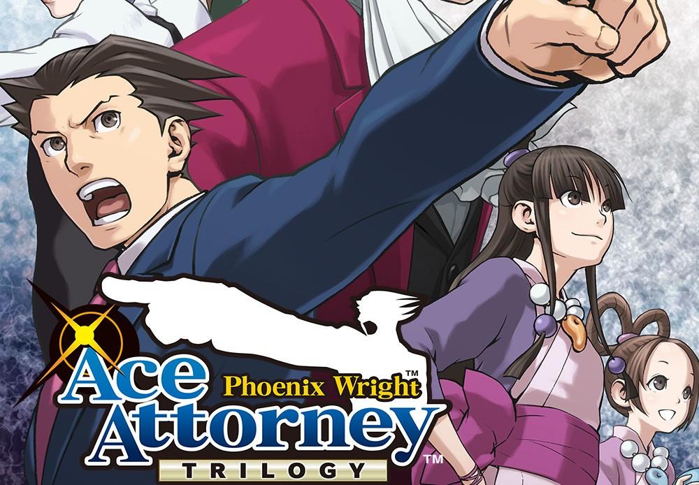 Phoenix Wright Ace Attorney Trilogy Steam Cd Key Buy Cheap On