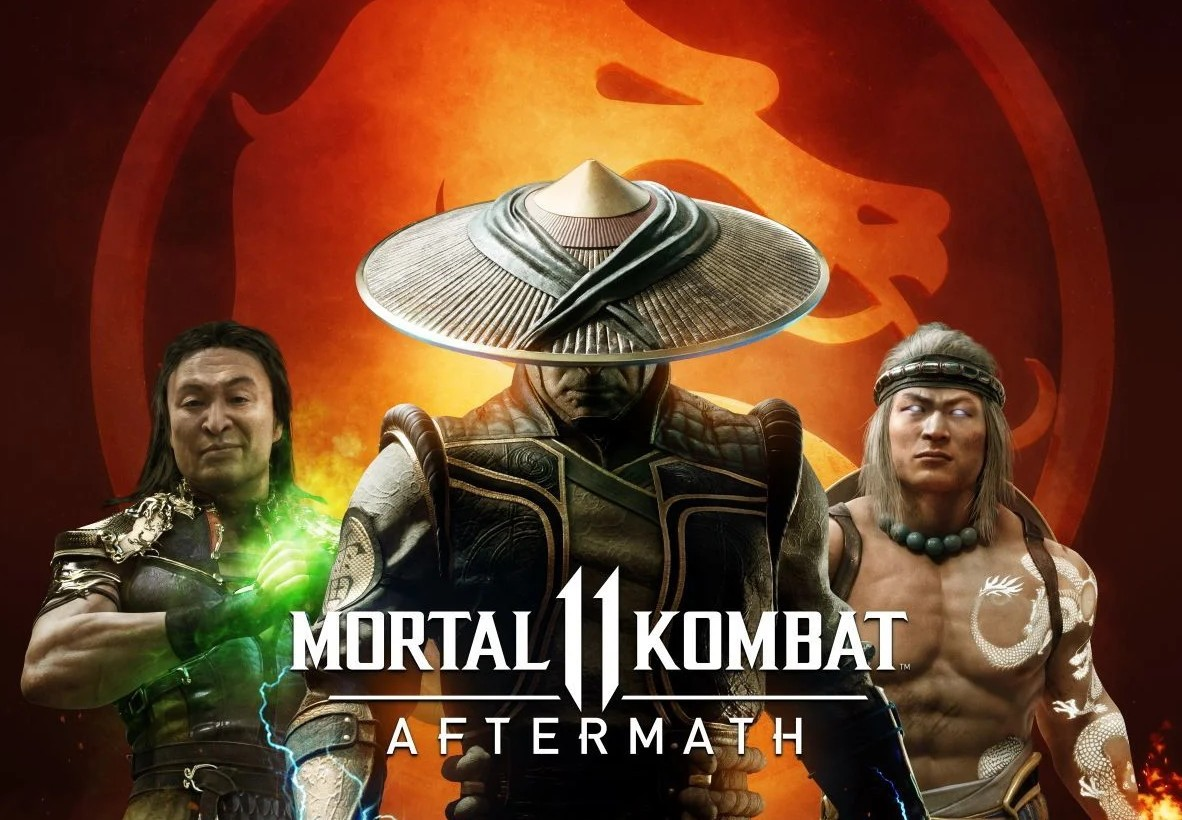 Mortal Kombat 11 - Aftermath DLC EU XBOX One CD Key