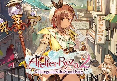 Atelier Ryza 2 Lost Legends u. the Secret Fairy PS5