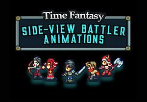 http://www.kinguin.net/ - RPG Maker MV – Time Fantasy: Side-View Animated Battlers DLC EU Steam CD Key