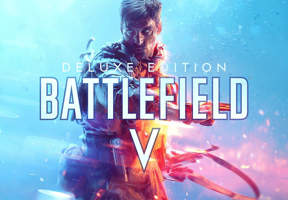 BF5 Battlefield V Deluxe Edition PS4