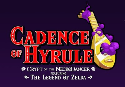 Cadence of Hyrule Featuring The Legend of Zelda Nintendo Switch