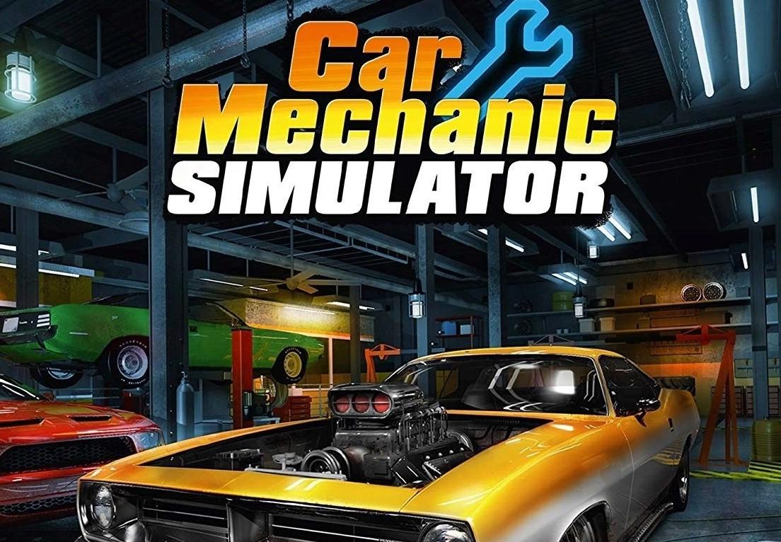 Car Mechanic Simulator US XBOX One CD Key