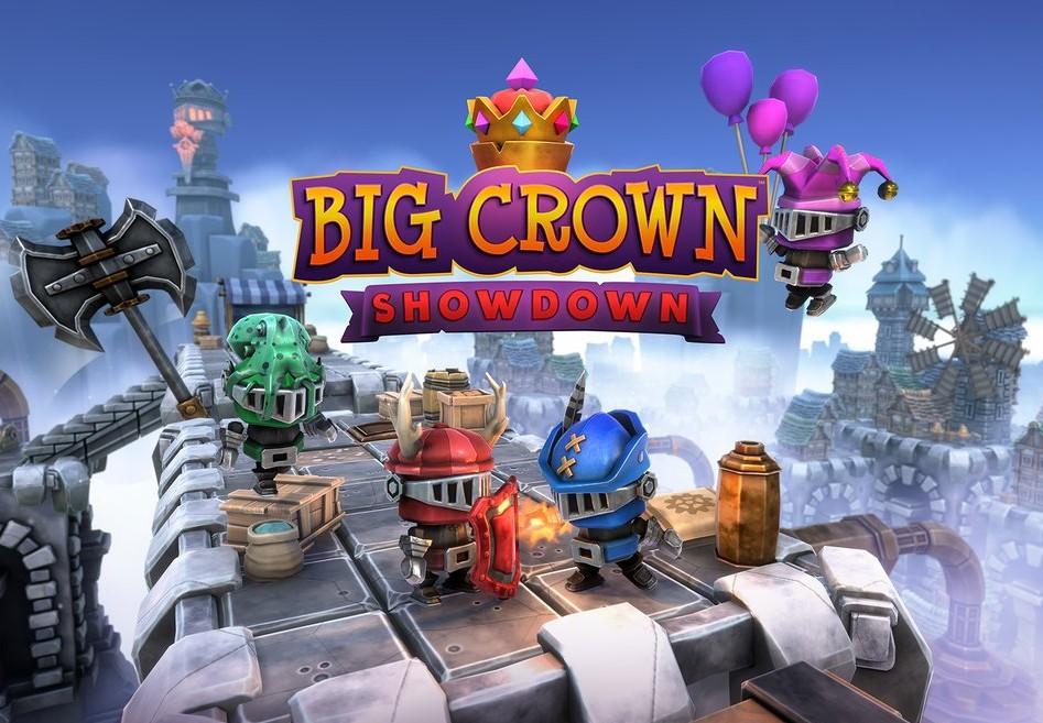 http://www.kinguin.net/ - Big Crown: Showdown Steam CD Key
