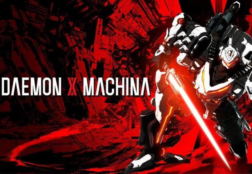 http://www.kinguin.net/ - DAEMON X MACHINA EU Nintendo Switch CD Key
