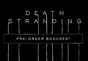 Death Stranding Bonus PS5