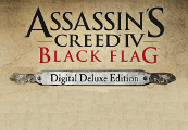 Assassin's Creed IV Black Flag Digital Deluxe Edition EU Steam Altergift