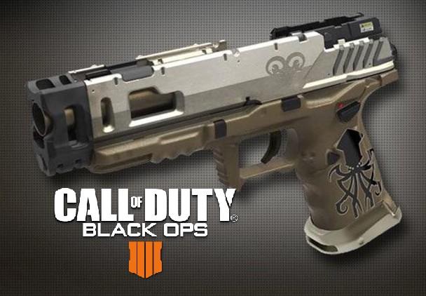Call of Duty Black Ops IIII COD BO4 DLC KEY CODE Divinity Pistol Gun PC PS4 XBOX