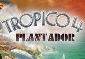http://www.kinguin.net/ - Tropico 4 – Plantador DLC Steam CD Key