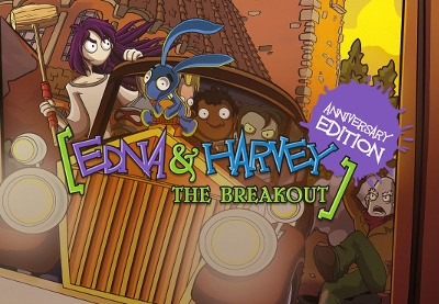 http://www.kinguin.net/ - Edna & Harvey: The Breakout Anniversary Edition Steam CD Key