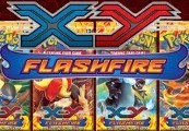 Pokemon Trading Card Game Online Flashfire Booster Pack Key