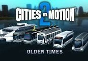 Cities in Motion 2 Olden Times DLC Steam CD Key