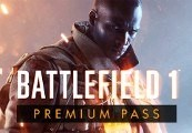 BF1 Battlefield 1 Premium Pass Xbox One