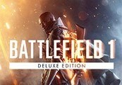 BF1 Battlefield 1 Deluxe Edition Xbox One