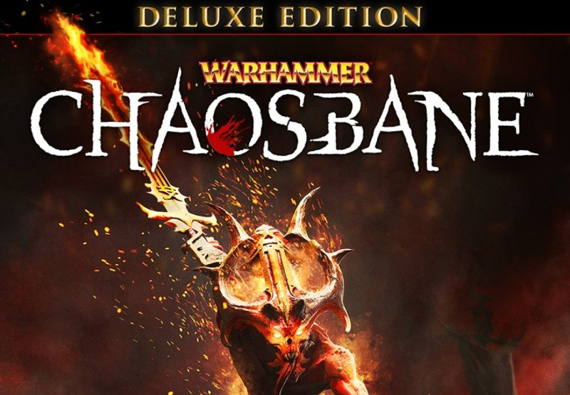 Warhammer Chaosbane Deluxe Edition Xbox One