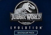 Jurassic World Evolution Deluxe Dinosaur Pack DLC Steam CD Key