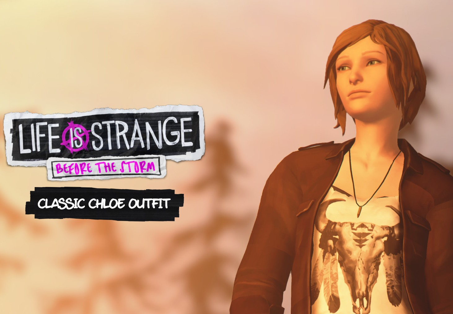 Life is Strange Before the Storm Classic Chloe Outfit Pack PS4