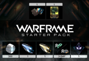 Warframe Starter Perk Bundle Xbox One