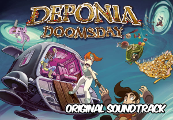 Deponia Doomsday - Soundtrack DLC Steam CD Key