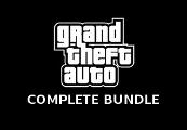 Grand Theft Auto Complete Bundle (including GTA 1 & 2) RoW Steam CD Key