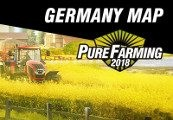 Pure Farming 2018 Germany Map PS4